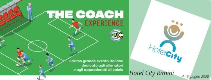 The Coach Experience - Evento dedicato agli allenatori!