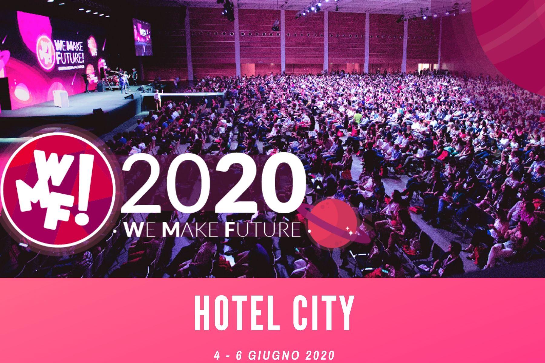 Offerta per il Web Marketing Festiva che si terrà al Palacongressi dal 19 al 21 novembre. L'evento più completo ed unico nel suo genere in Europa!