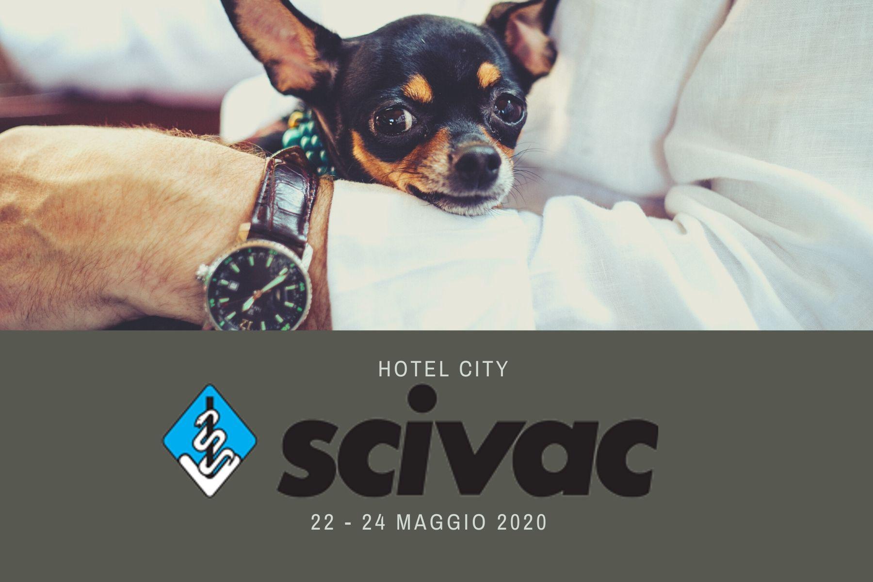 Offerta per l'89° Convegno Scivac che si terrà a Rimini dal 22 al 24 maggio!