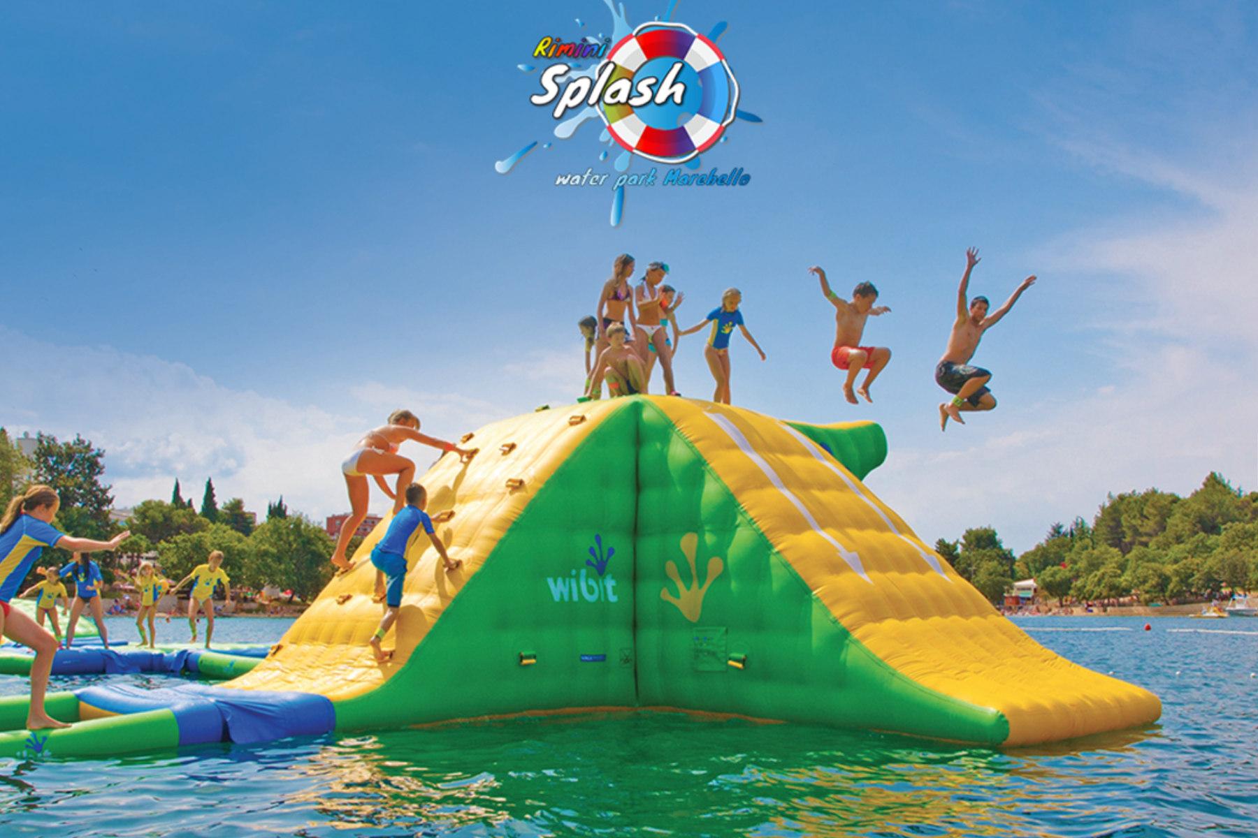 Novità 2017: Splash Rimini